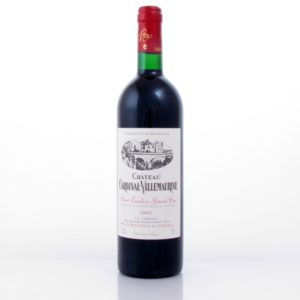 Saint-Emilion Grand Cru 2002