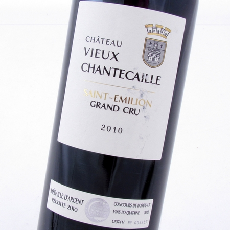 Saint-Emilion Grand Cru 2010