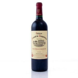 Saint Emilion Grand Cru 2009