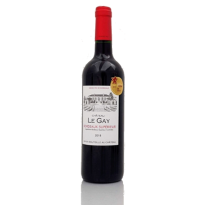 Bordeaux Superieur 2018 chateau Le Gay
